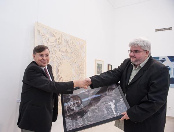 A Katona József Múzeumba is kerültek kortárs alkotások a műteremlakásokból