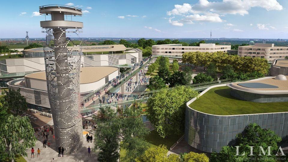 Januárban indulhat az Egyetem építés