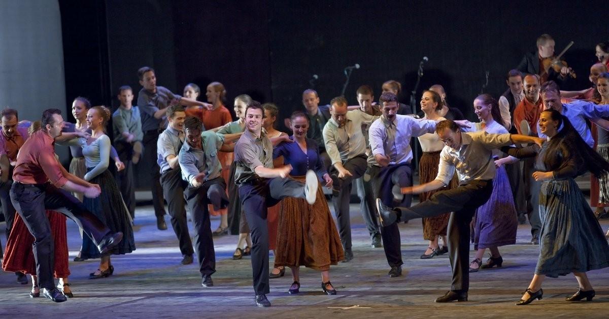 Október 26-án mutatják be Kecskeméten a forradalmi táncjátékot