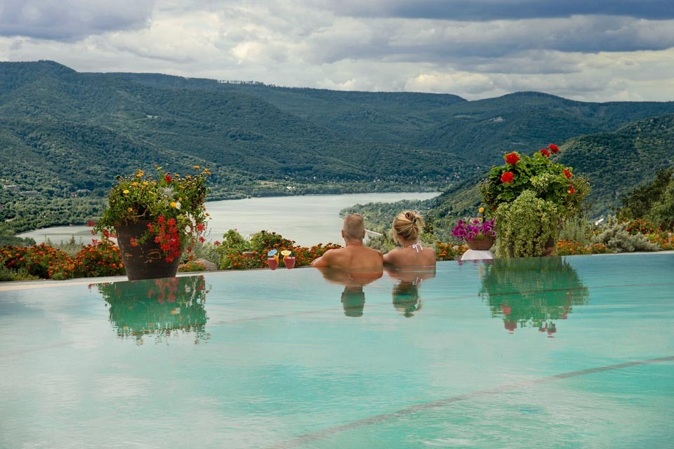 A vendéglátás fellegvára: Hotel Silvanus****