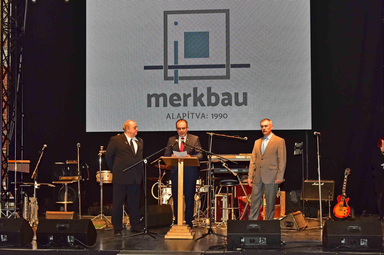Rekorddal kezdte, és igen intenzívnek látja a 2017-es évet a Merkbau