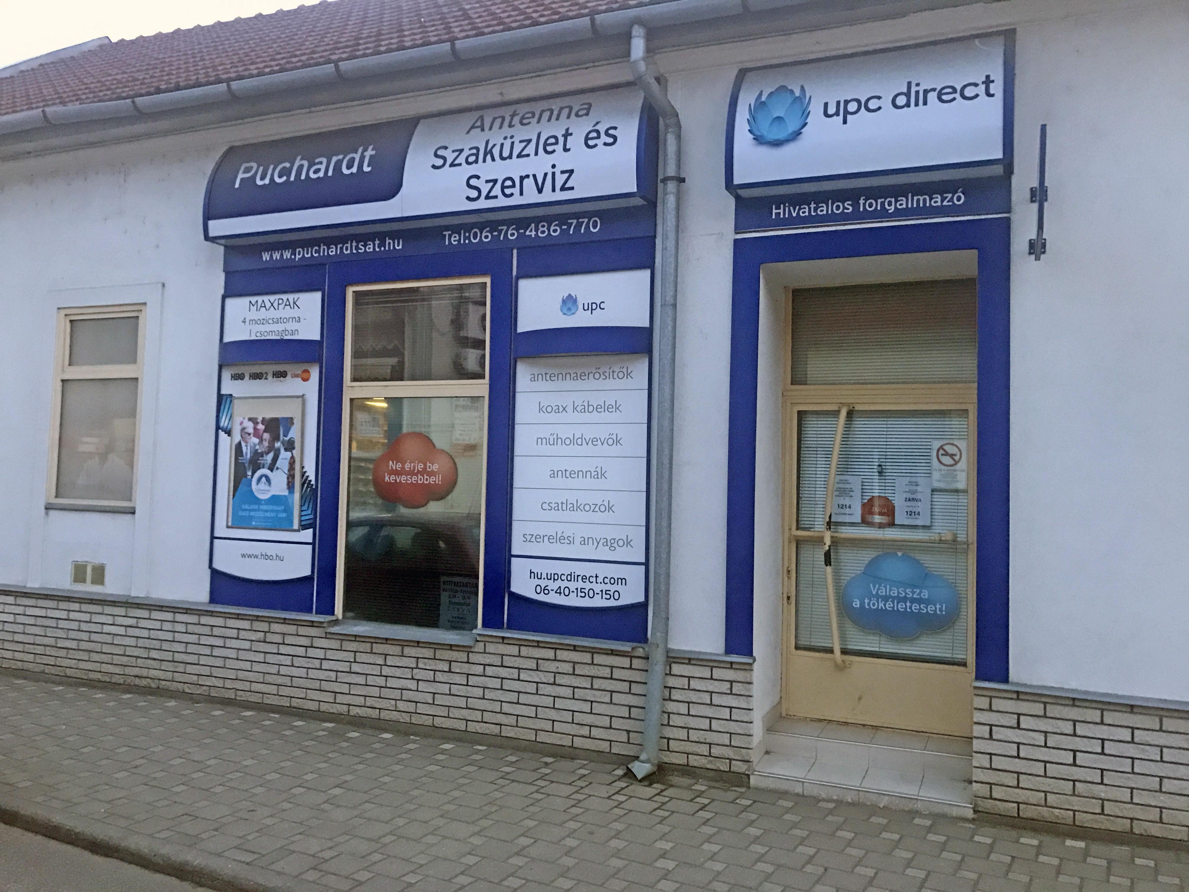 Komoly gondok a magyar UPC Direkt-nél
