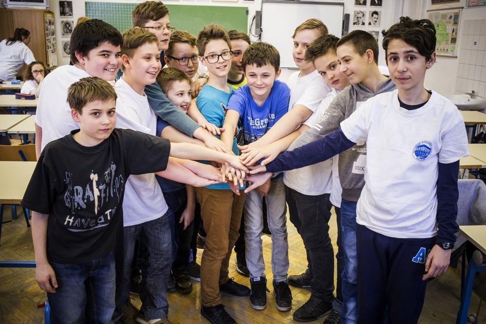 Kalocsa is harcban az ország kedvenc osztálya címért