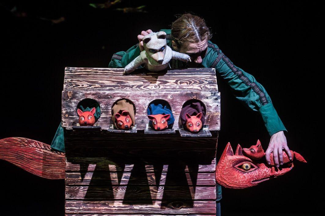 Színházi sámán-játékkal ejti rabul a nézőket a Ciróka