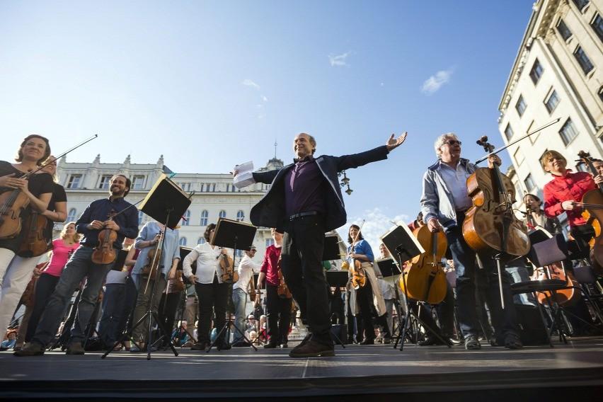 Ingyenes koncerteket ad megyénkben a Budapesti Fesztiválzenekar