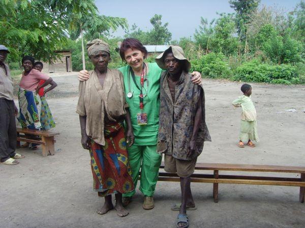 Újabb afrikai missziójáról mesél a kecskeméti doktornő