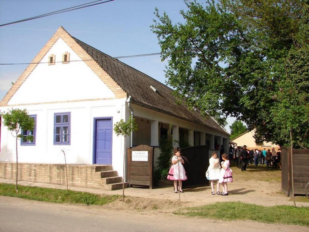 A Dunaszentbenedeki Tájház idén is csatlakozott a Tájházak Napjához