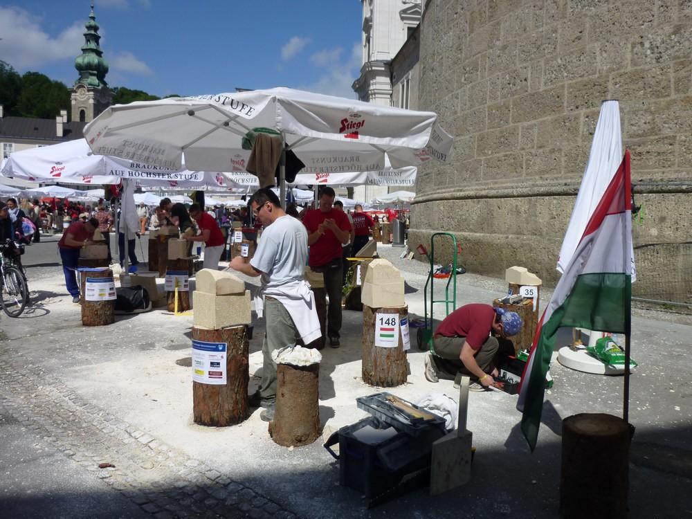 Félegyházán rendezik meg a nagy múltú Európai Kőfaragó Fesztivált