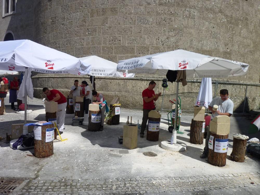Több mint 20 magyar nevezője van a ma kezdődő Európai Kőfaragó Fesztiválnak