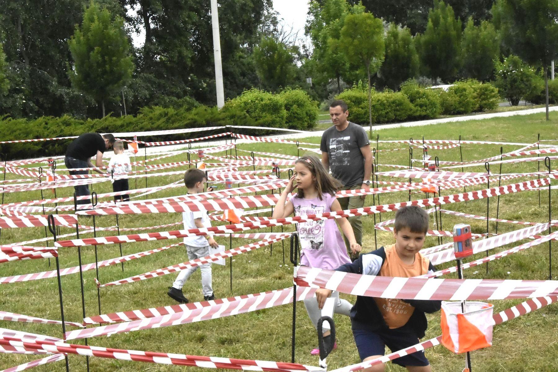 Kecskeméti családok a legősibb sportág bűvöletében