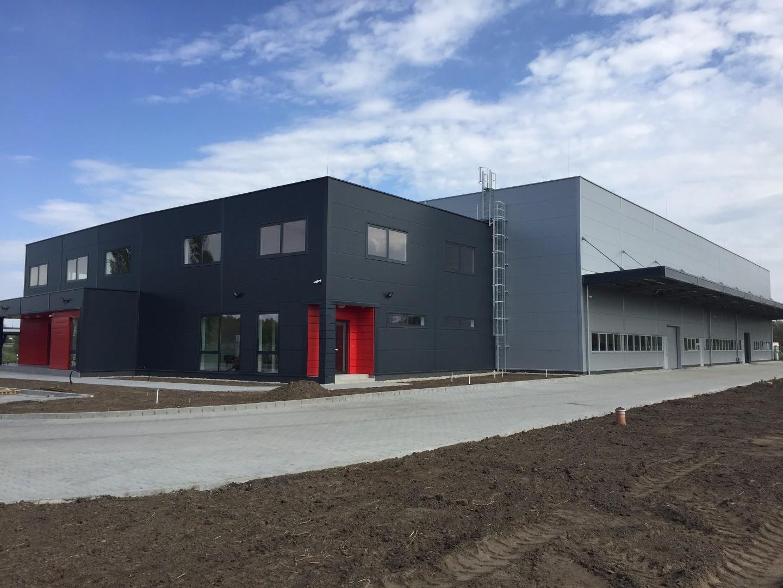 Új gyártócsarnokot épített a Kecskeméti Gumiipari Kft.