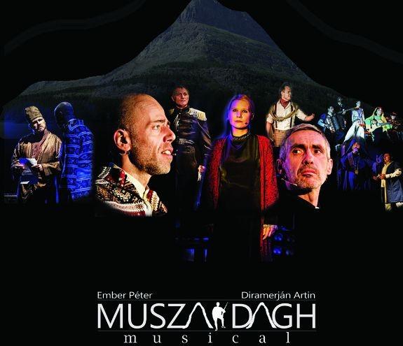 Örmény musicalbemutató Kecskeméten