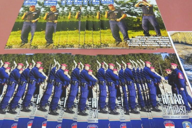 Folytatódik a határvadászok toborzása Kecskeméten