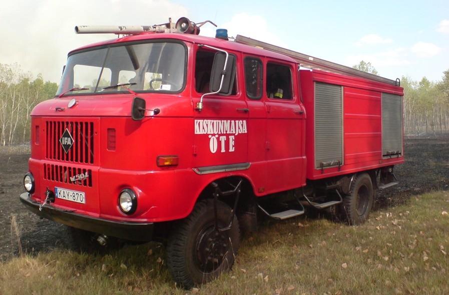 Katasztrófavédelmi őrs alakul Kiskunmajsán