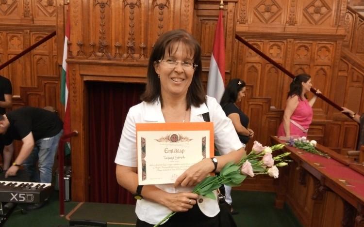 Rangos elismerésben részesült a Kiskunfélegyházi Védőnői Szolgálat intézményvezetője