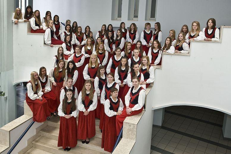 A Zempléni Fesztivált is bearanyozza a kecskeméti Aurin Leánykar