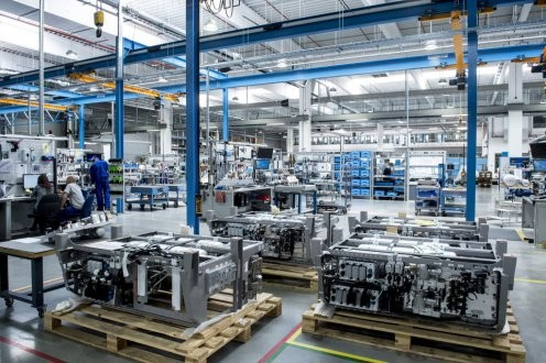 Milliárdos támogatást kap a Knorr-Bremse