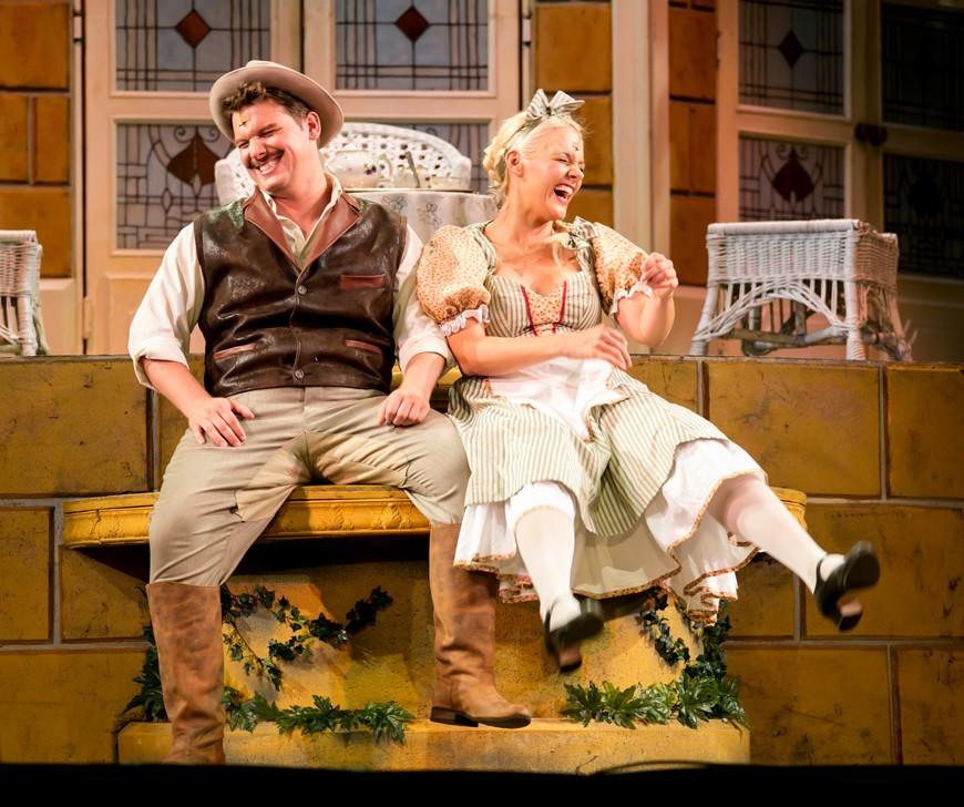 Idén nem lesz hiány Baján operettben és musicalben