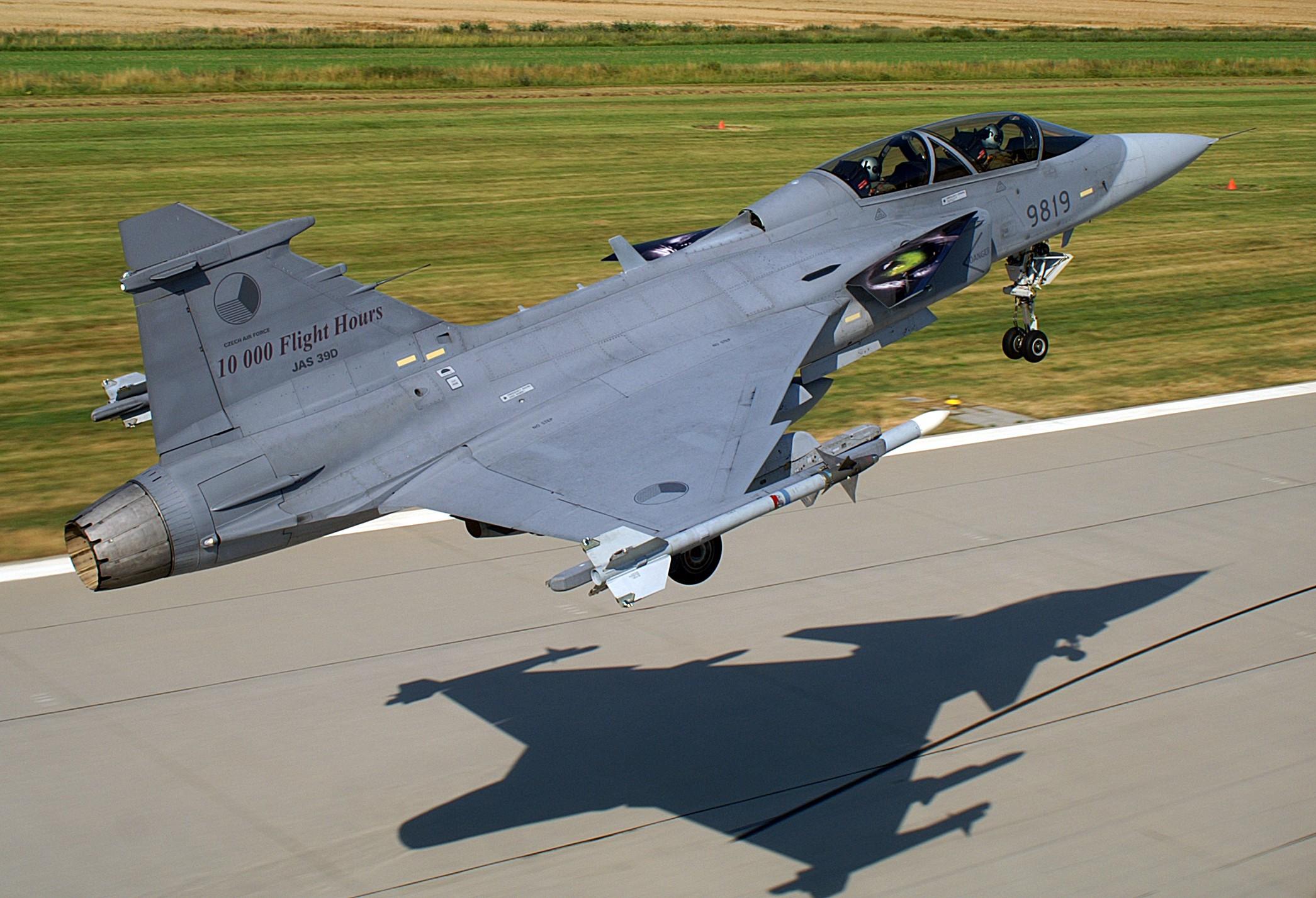 Közös gyakorlatot tart Kecskeméten a brit és a magyar légierő