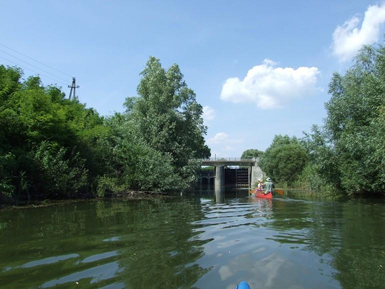 Teljesen átalakul a bajai Ferenc-csatorna hídja