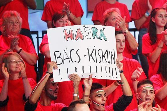 Magyarország, szeretlek! - Bács-Kiskun megye is versenyez