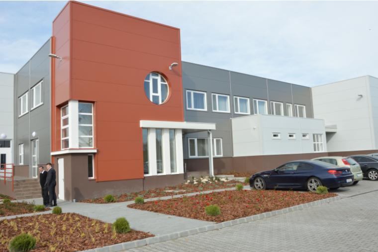 Új hűtőház gyarapítja a kiskunfélegyháza ipari park létesítményeit