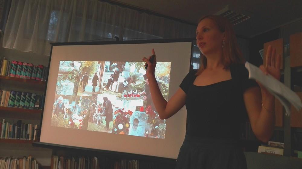 Őszi és téli hagyományaink címmel néprajzi előadásokat hallhattak az érdeklődők Kiskunhalason
