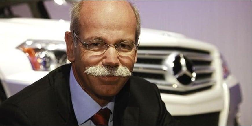 Aki még nem olvasta: A Mercedes vezérigazgatójának jóslatai