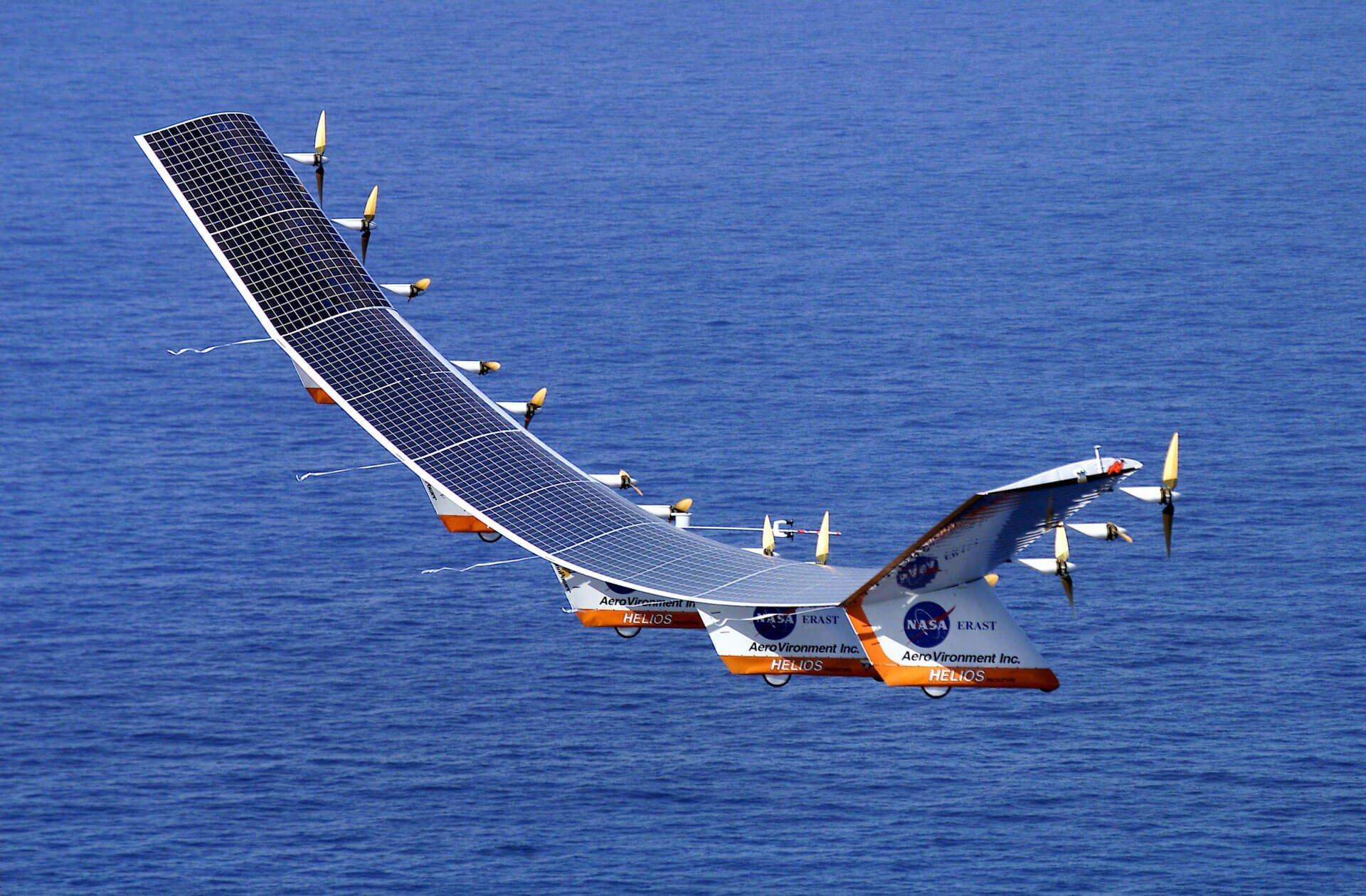 Napelemes repülők, földművelődrónok és okosvárosok