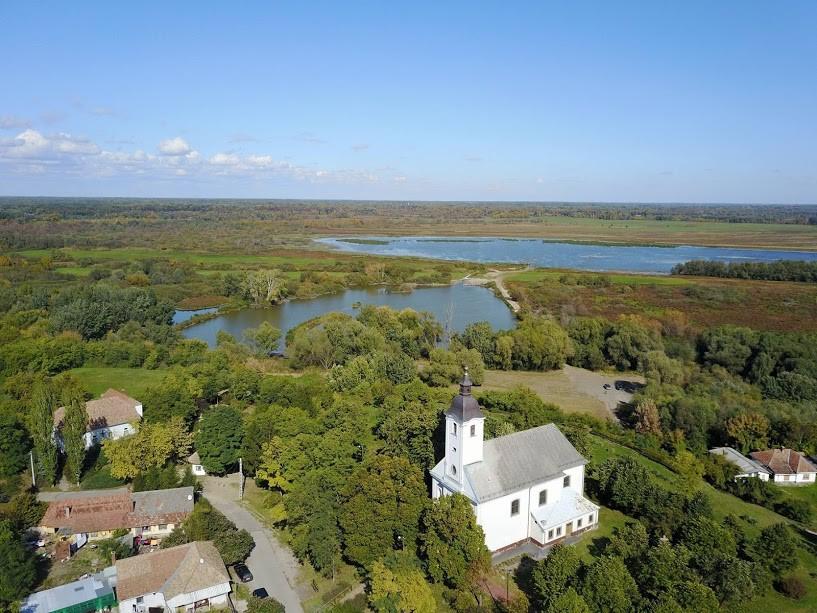 Újjáéled a Nagy-tó és az Árpád-kori falurekonstrukció Tiszaalpáron