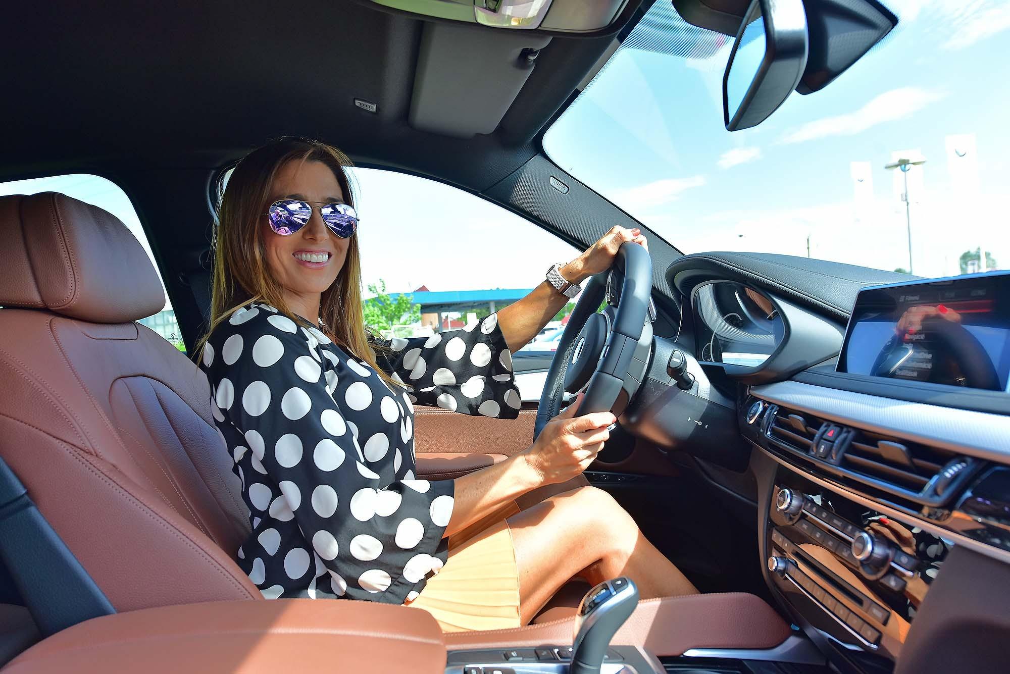 Újabb BMW X6-ot vehetett használatba Rubint Réka Kecskeméten