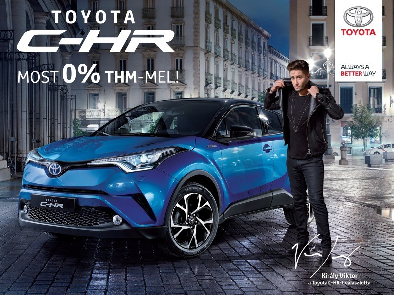 Egymillió forint kedvezménnyel kínál Toyota modelleket a kecskeméti Linartech Autó Kft. márkakereskedés és márkaszervíz