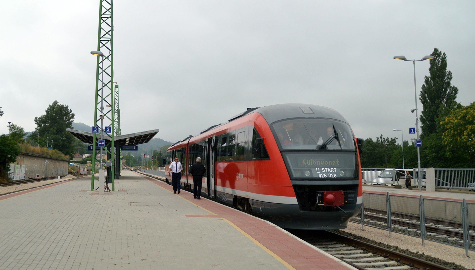 Rajtol a Soroksár-Kelebia vasútfejlesztés projektje