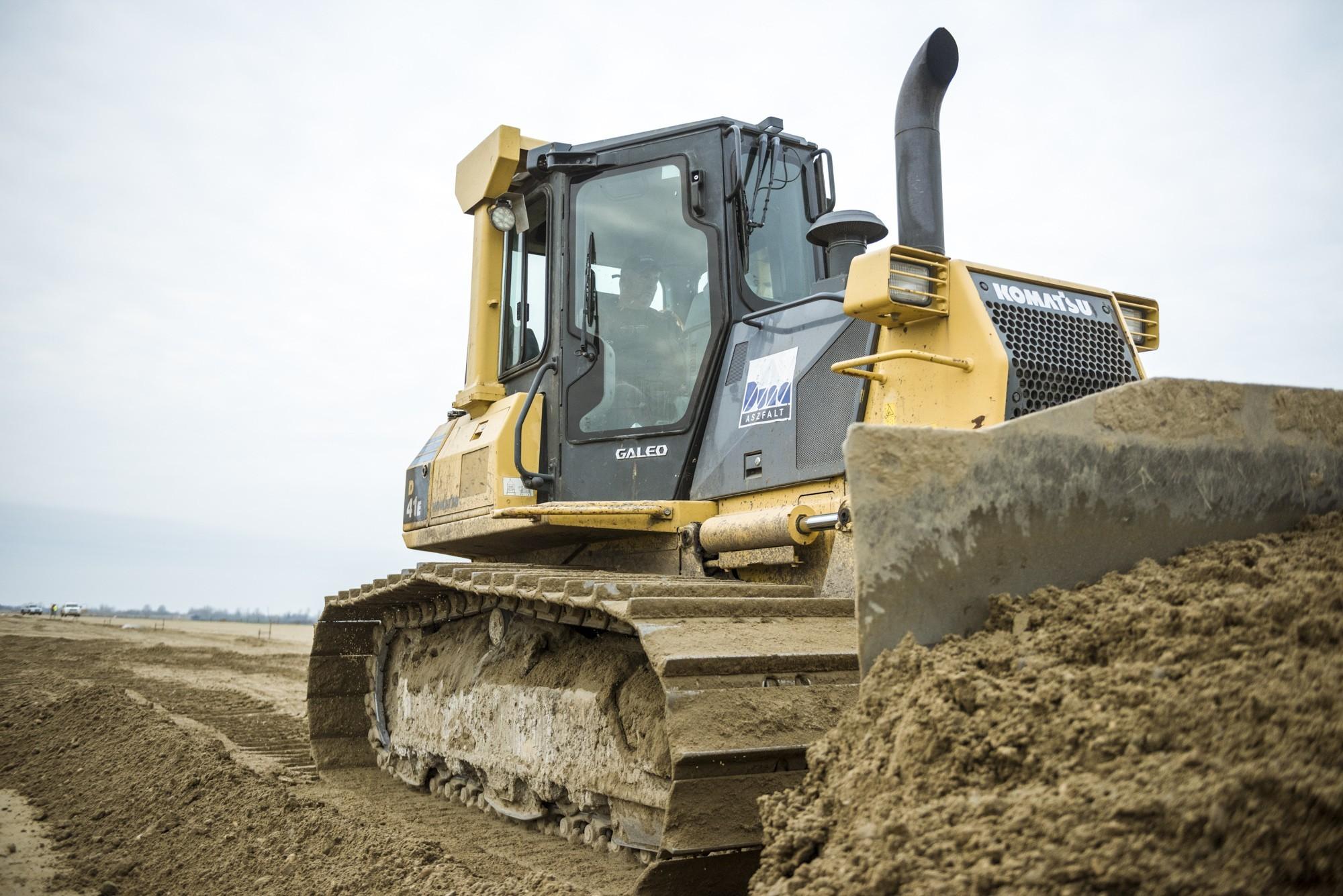 Nyolcmilliárdos mélyépítési fejlesztés indul Baján
