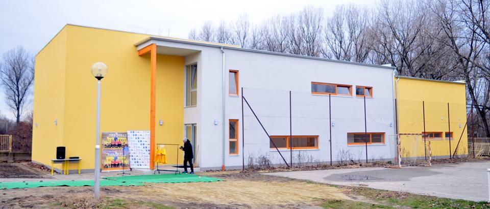 Átadták a Kiskunhalasi UKSC új edzőtermét