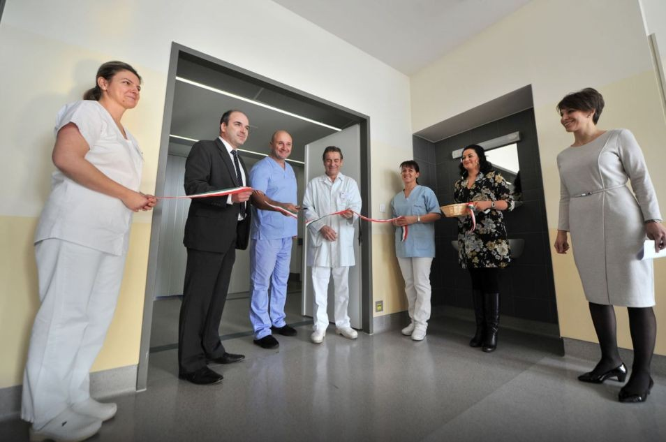 Modern megfigyelőszobát alakítottak ki a kecskeméti kórházban
