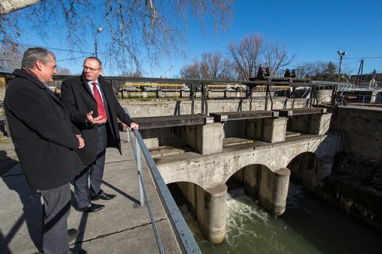 Megújul a Ferenc-csatorna