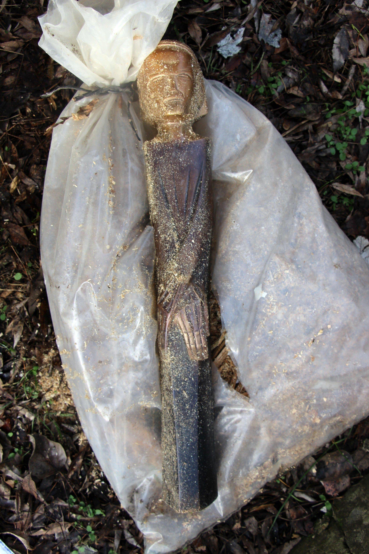 Megtalálta a rendőrség az ellopott kecskeméti Kodály-szobrot