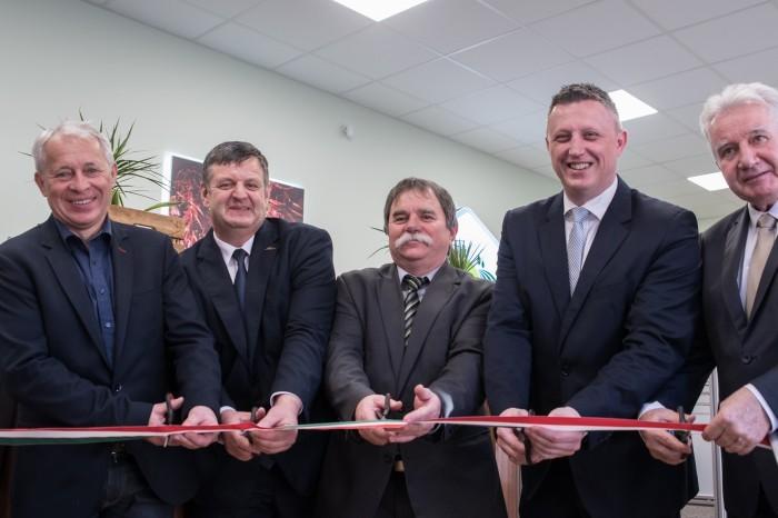 Kalocsán nyílt meg a legújabb agrárkamarai szolgáltató központ