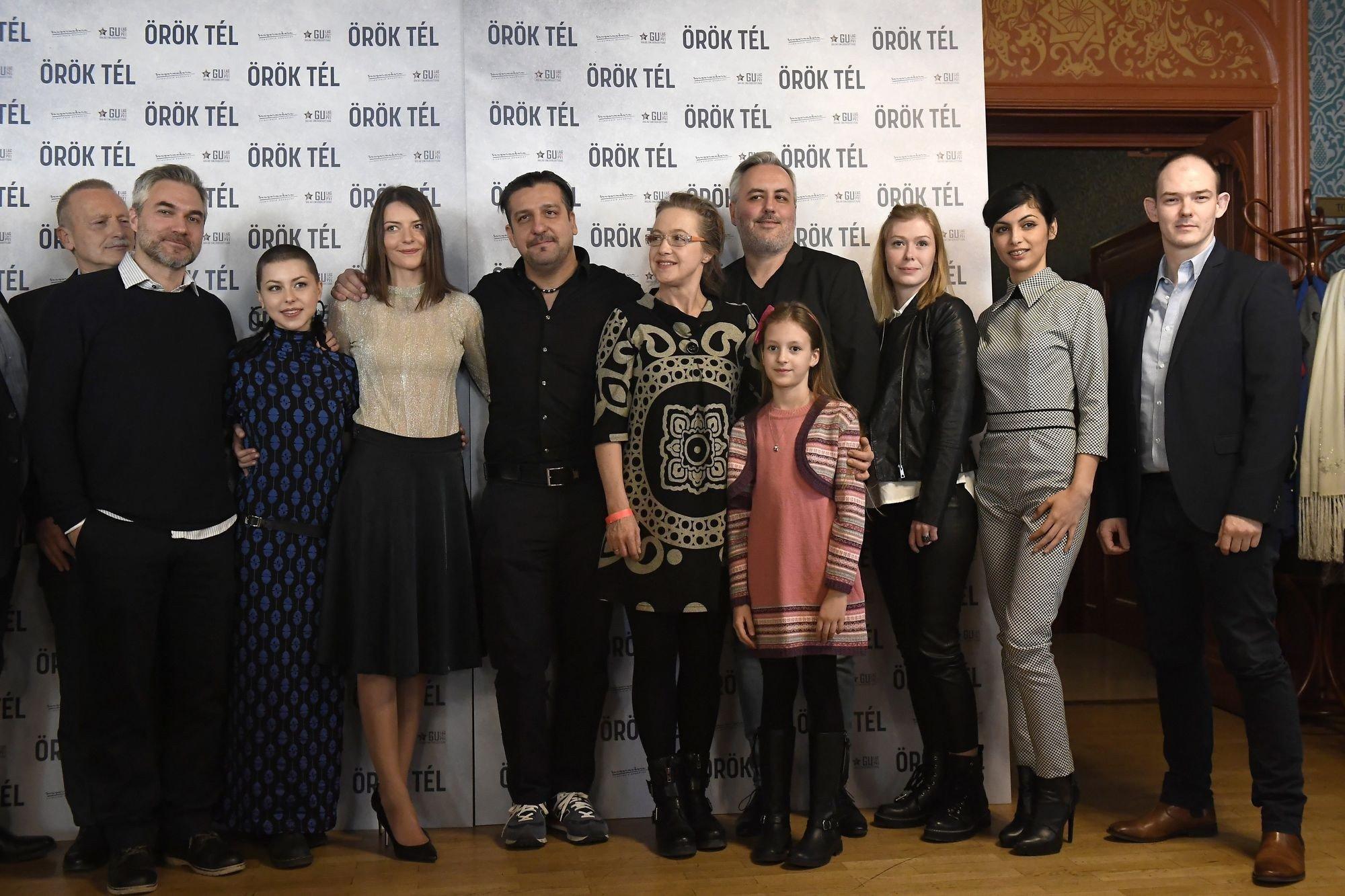 Február végén mutatja be az Örök tél című filmet a közmédia