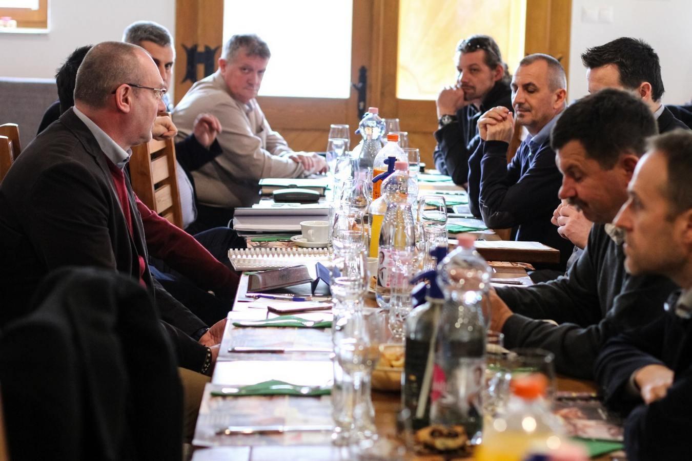 Nemesnádudvaron egyeztettek a térség polgármesterei