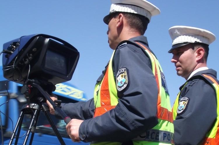 Sebességellenőrzés Bács-Kiskun megyében