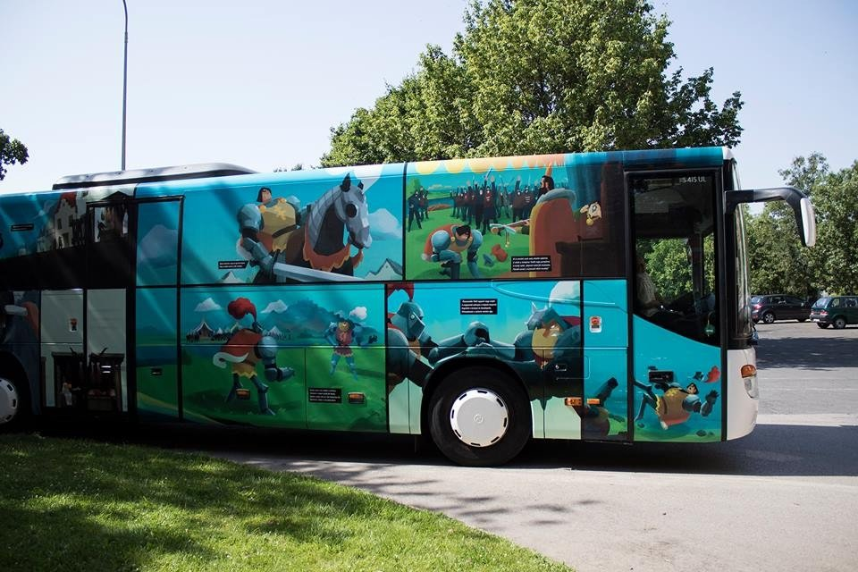 Kiskunhalasra érkezik az Arany 200 busz