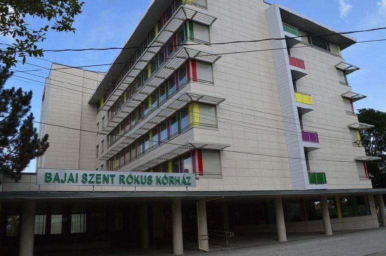 Látogatási tilalom csütörtöktől a bajai kórházban