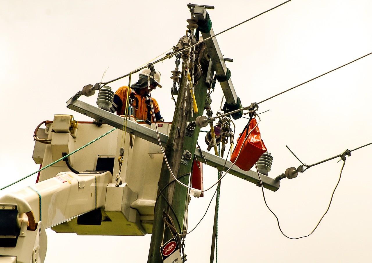Hálózatkarbantartást végez az áramszolgáltató februárban Izsákon