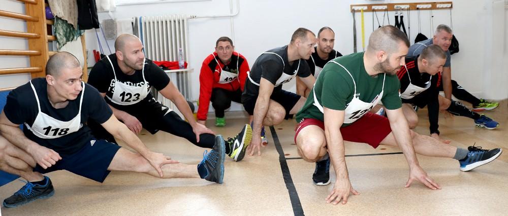 Kecskeméten tartották kiképző és továbbképző foglalkozásukat a Magyar Honvédség katonai testnevelői