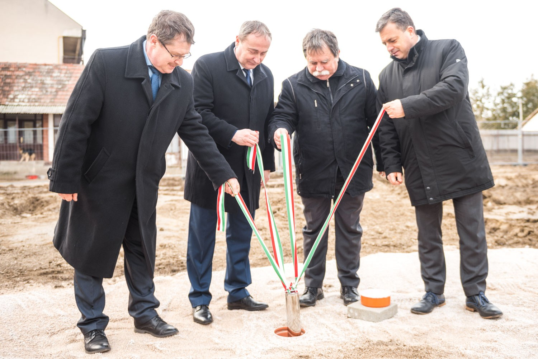 Új járási hivatali épületet kap Jánoshalma