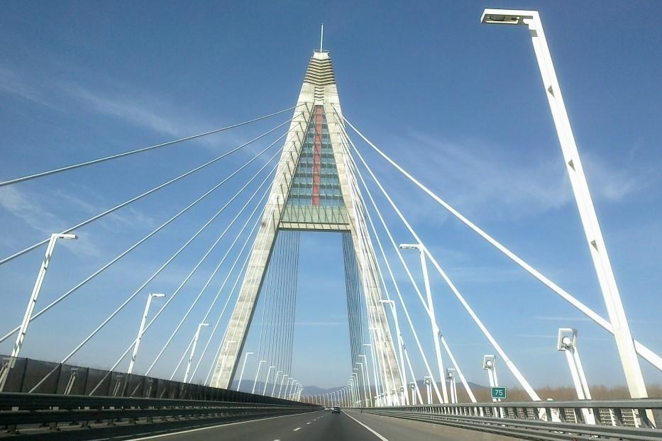 1133 méter hosszú lesz az új Duna-híd