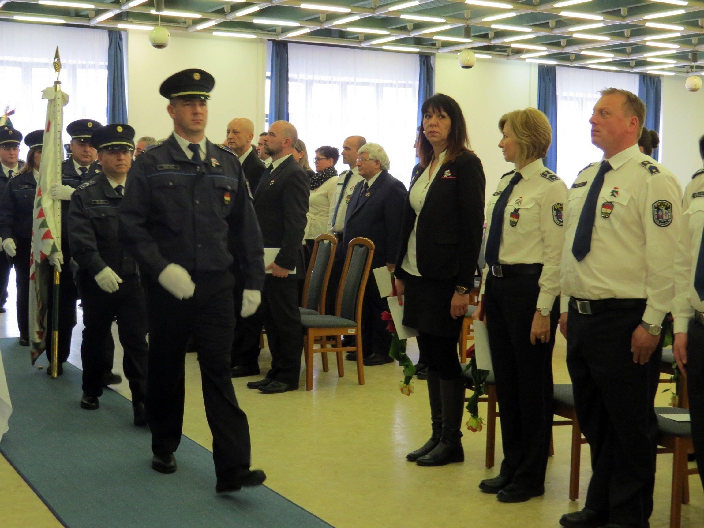 Elismerések március 15-e alkalmából Bács-Kiskun megyében
