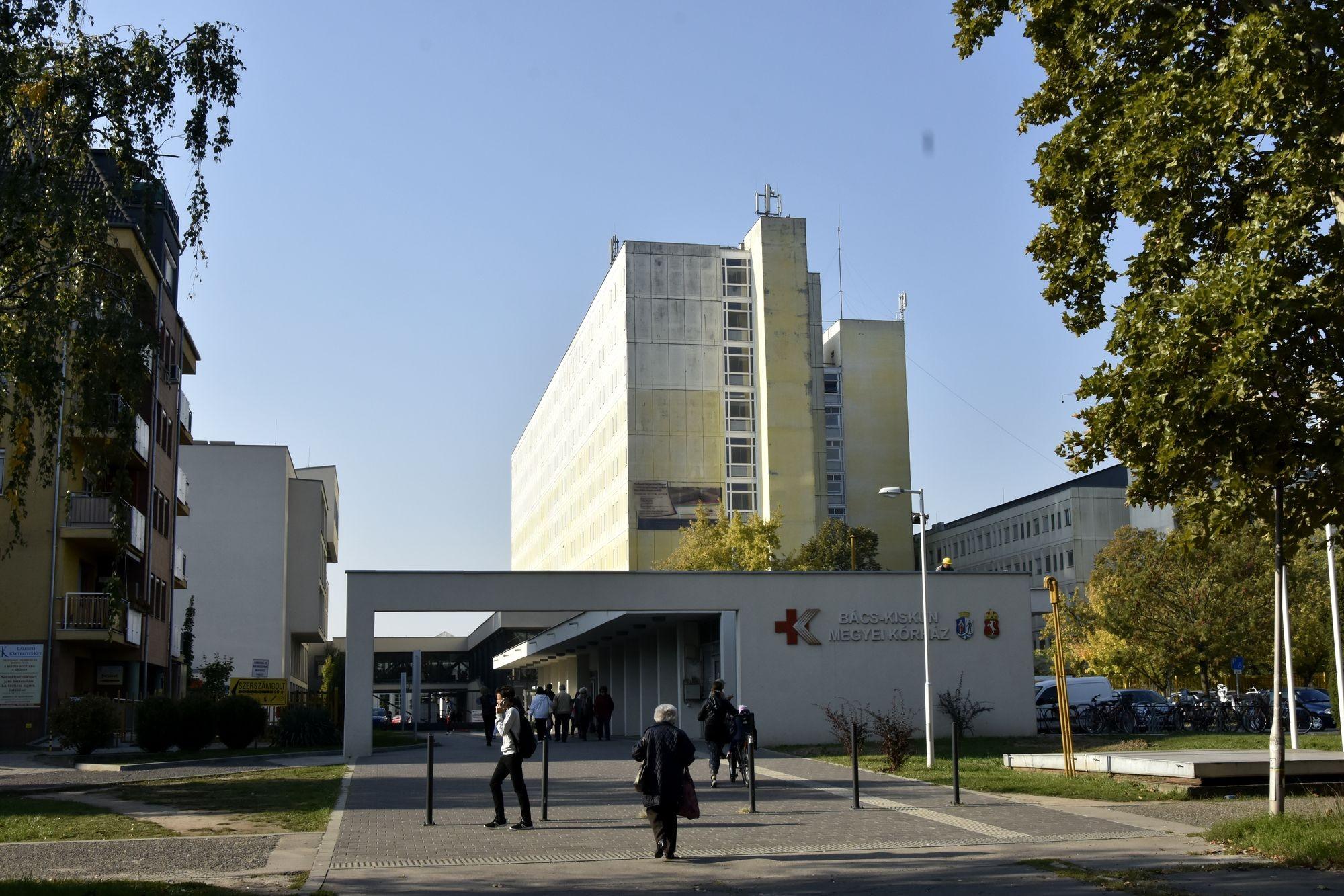 Minimálisan csökkent az influenzás betegek száma Bács-Kiskunban